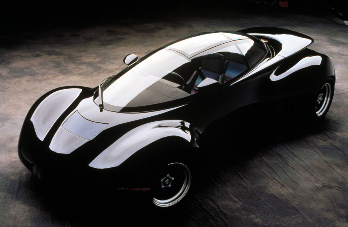 All Chevy chevy concepts : General Motors Concept Photos » Pontiac Pride Fiero