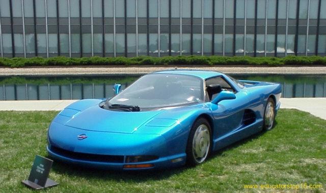 Corvette Prototype