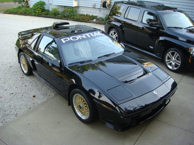 Black Notchie Fiero